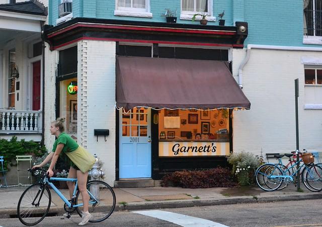 Garnett's