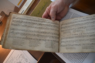 Antique Hymnal