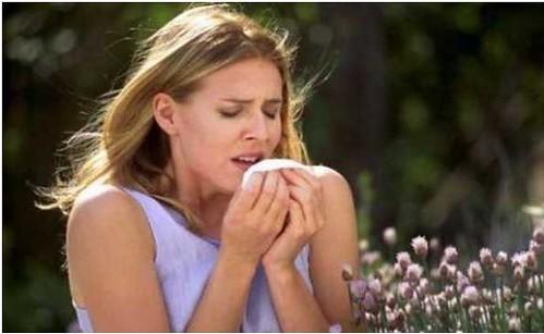 Prevent pollen allergy