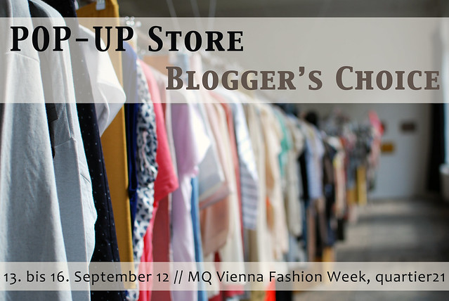 POP-UP Store - Blogger's Choice