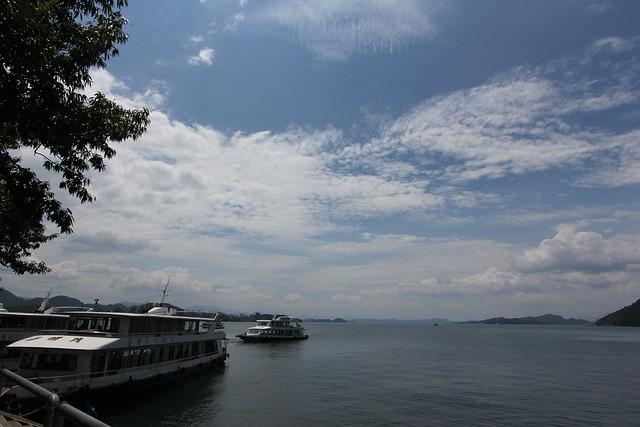 Day 6.杭州-千島湖