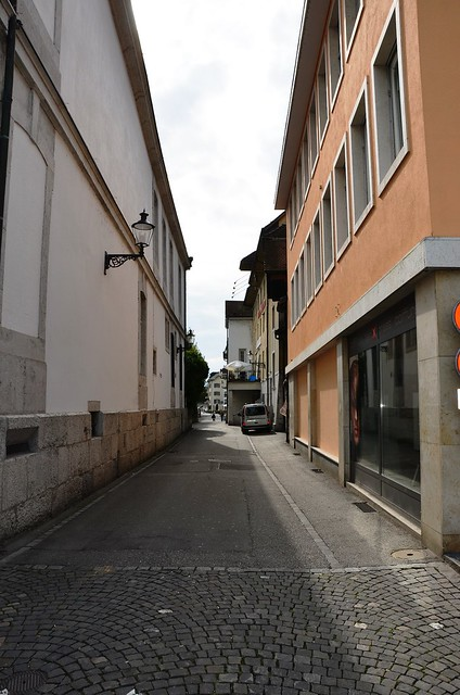 A September Walk through Solothurn