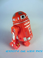 Red R9-Series Astromech Droid