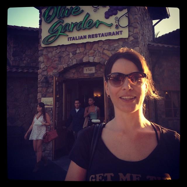Olive Garden Butthole #1 - Dana Dearmond