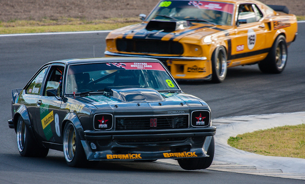 New Zealand muscle cars