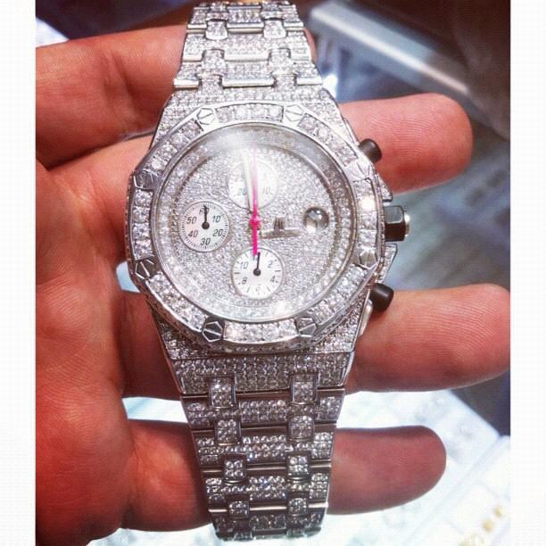 #AudemarsPiguet #AP #luxury #watch#timepiece. This Watch