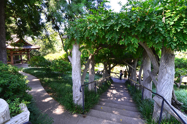 Photo for Japanese garden entrance