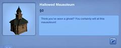 Hallowed Mausoleum