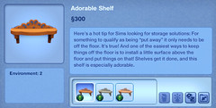 Adorable Shelf
