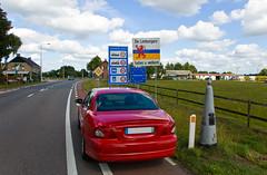 Frontière Belgique / Pays Bas