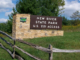 new-river-state-park