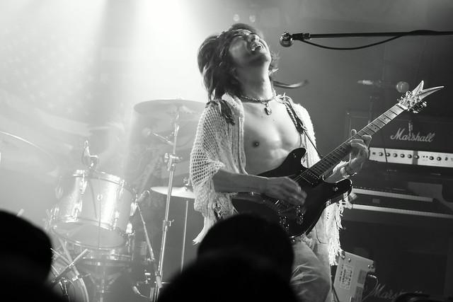 どファンク・マニアック live at Outbreak, Tokyo, 08 Sep 2012. 089