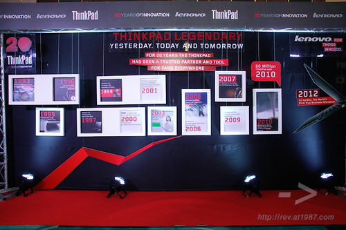 ThinkPad Lengendary : Yesterday, Today and Tomorrow