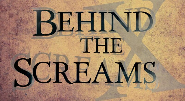Behind the Screams Logo