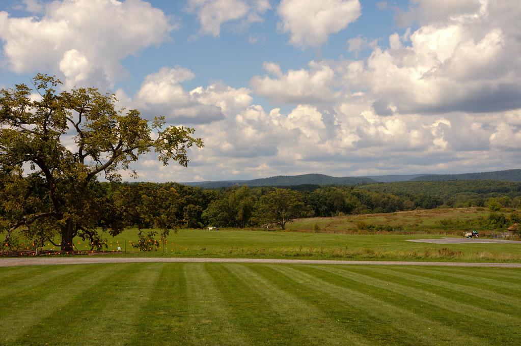H o smith botanic gardens phase i landscape voice for Mtr landscape architects
