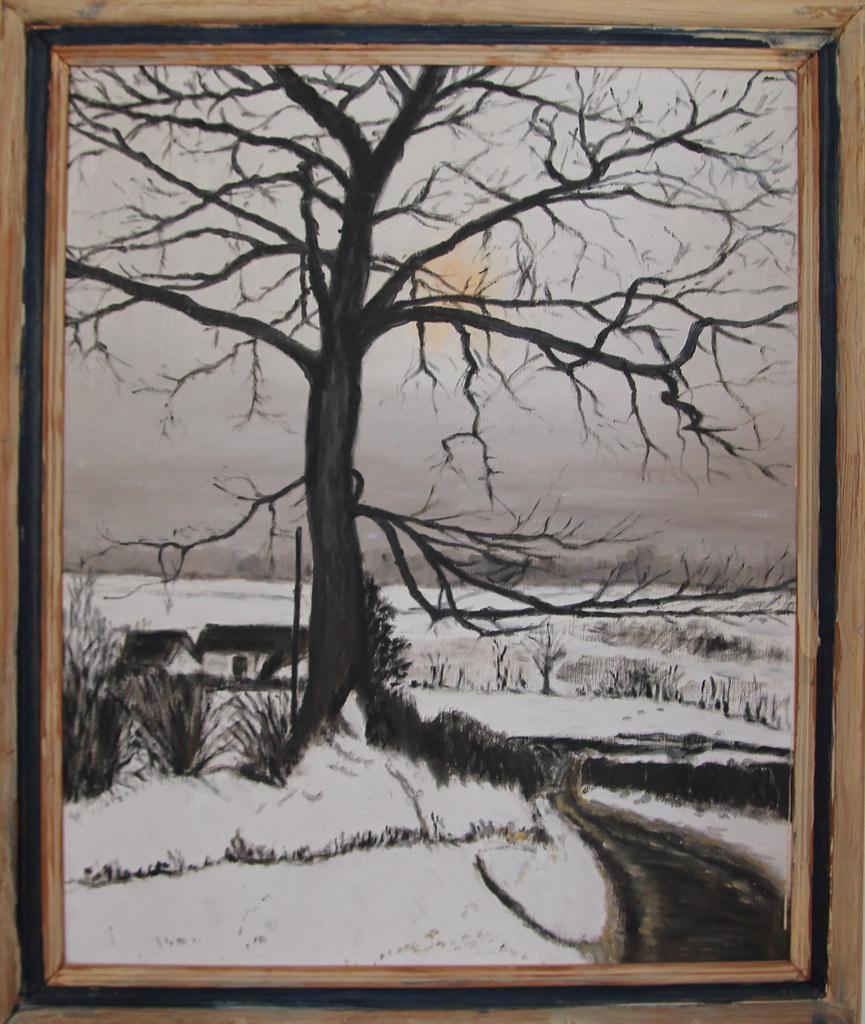 Aberloyw in snow