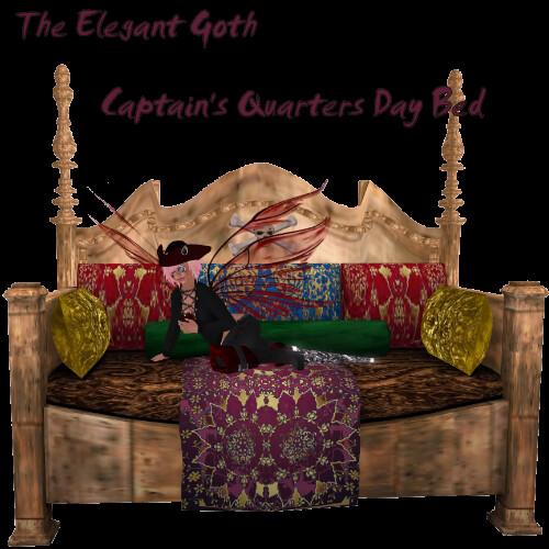 1 The Elegant Goth