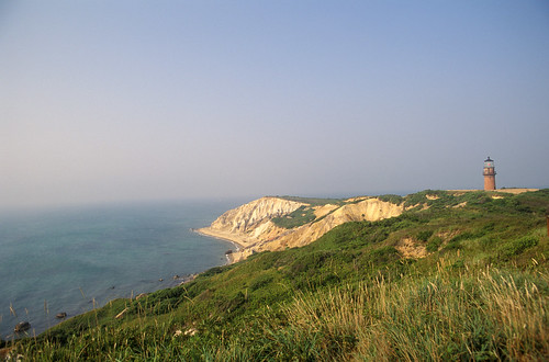 Martha's Vineyard, Aquinnah Cliffs