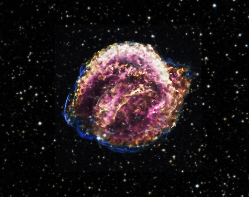 New Findings on Kepler Supernova (NASA, Chandra, 09/11/12)
