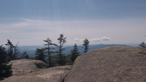 View from Mount Whiteface