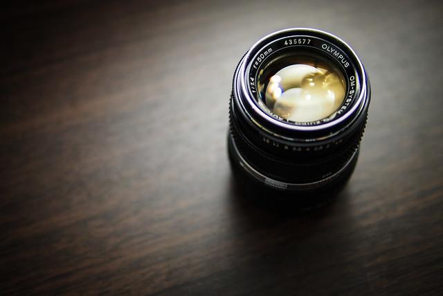 Olympus 50mm f1.4