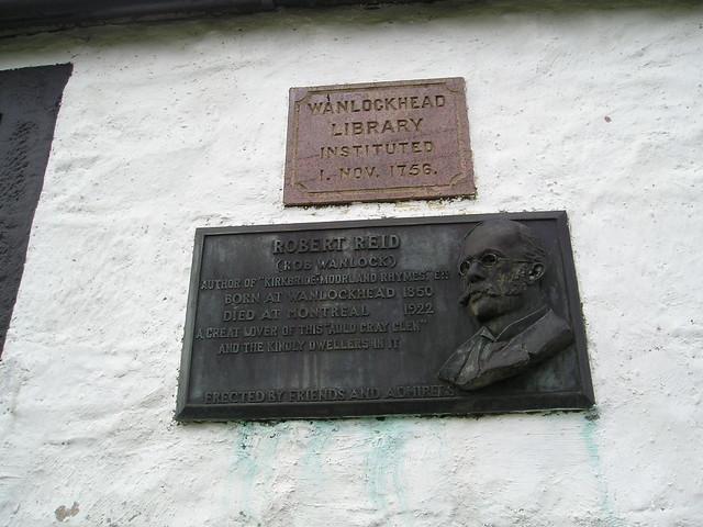 Header of Robert Reid
