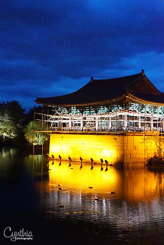 Korea - Anapji Pond
