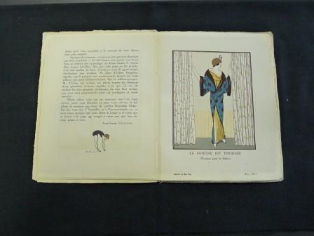 europeana fashion lipperheide costume library gazette du bon ton