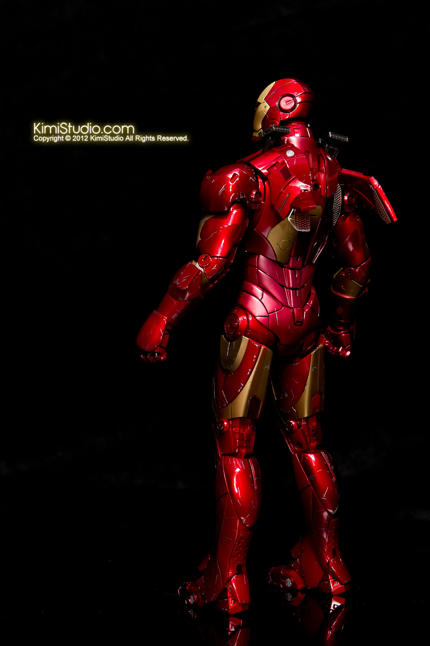 2012.09.13 MMS110 Hot Toys Iron Man Mark III 戰損-007