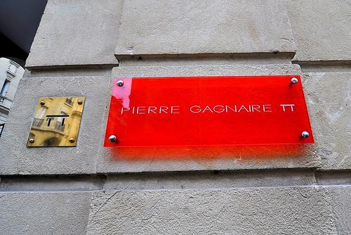 Pierre Gagnaire - Paris