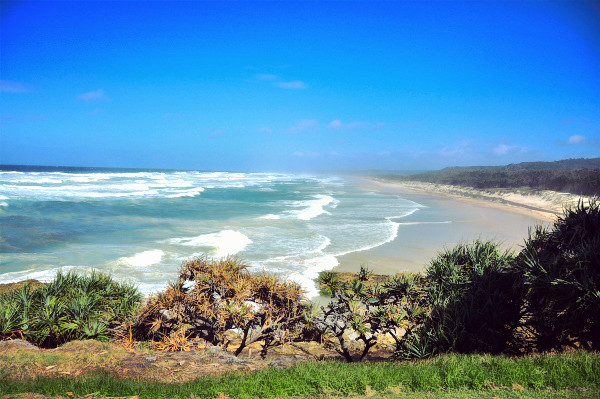 North Stradbroke Island Day Tour