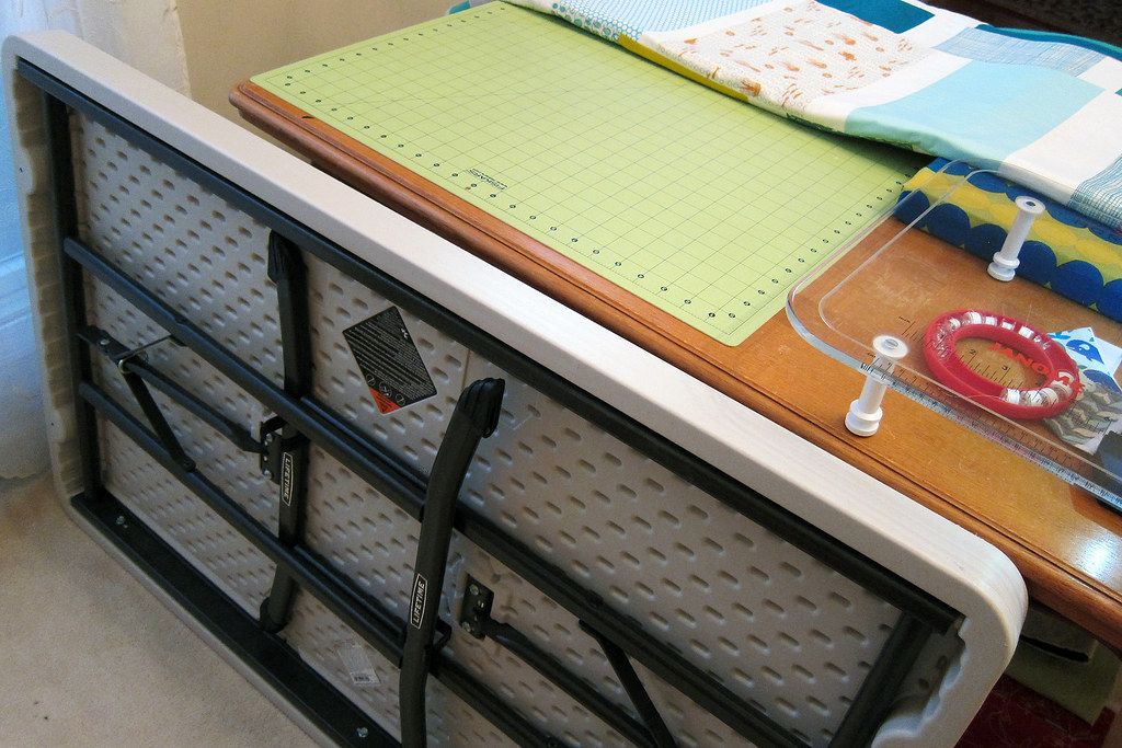 Table just for quilting