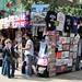 Street stall, Oxford Street