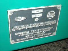 East German train