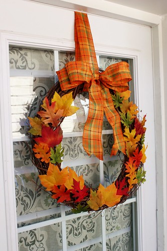 Fall Decorations Around The Apartment Life At Cloverhill