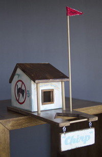 BT Birdhouse