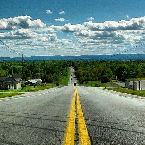 roadview instagramapp square squareformat iphoneography normal htcevo4glte android vanishingpoint newyork upstatenewyork cny sylvanbeach rt13