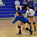 BC Volleyball vs Newberry 2012