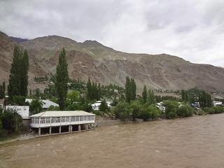 Khorugh, Tajiquistao