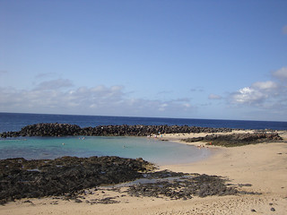 Playa del Jabilillo の画像. sea beach spain mare lanzarote playa espana spiaggia spagna canaryisland canarie costateguise lascanarias labonanza