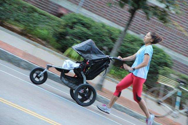 Baby jogging