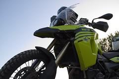 Motorrad-Perspektive auf Flickr