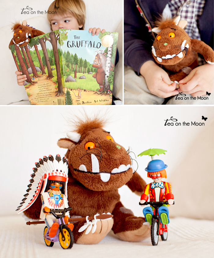 The Gruffalo Julia donaldson 0