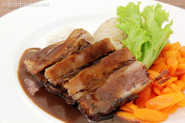 Slow-Roasted Beef Belly P395