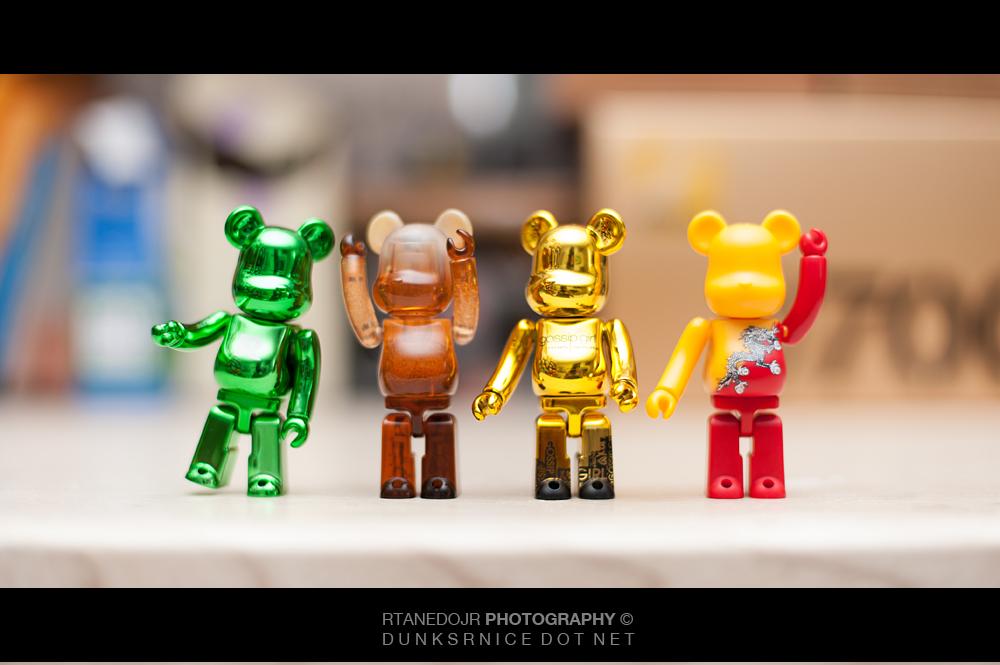 Bearbrick Series 24.