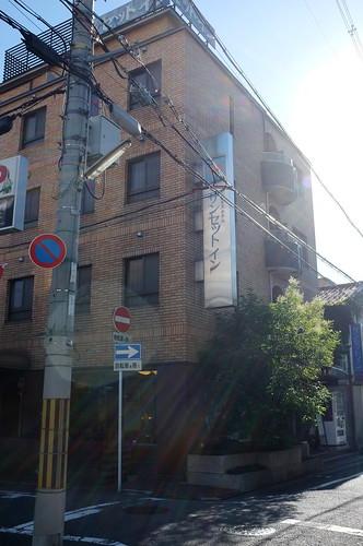 2012夏日大作戰 - 京都 - サンセットインの近くに (1)
