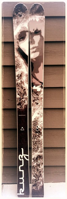 Ben Custom Skis - Kunz Pro Model :)