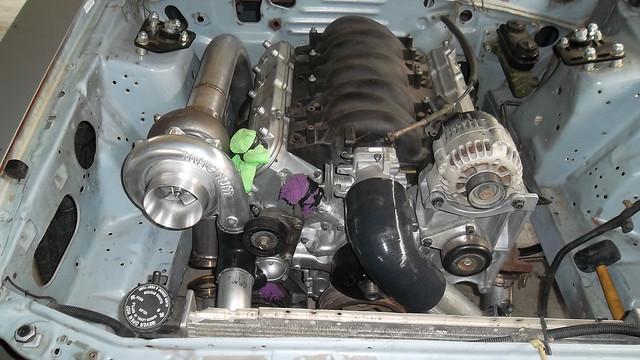 Ls Turbo Swap In Fox Body Questions - Ls1tech