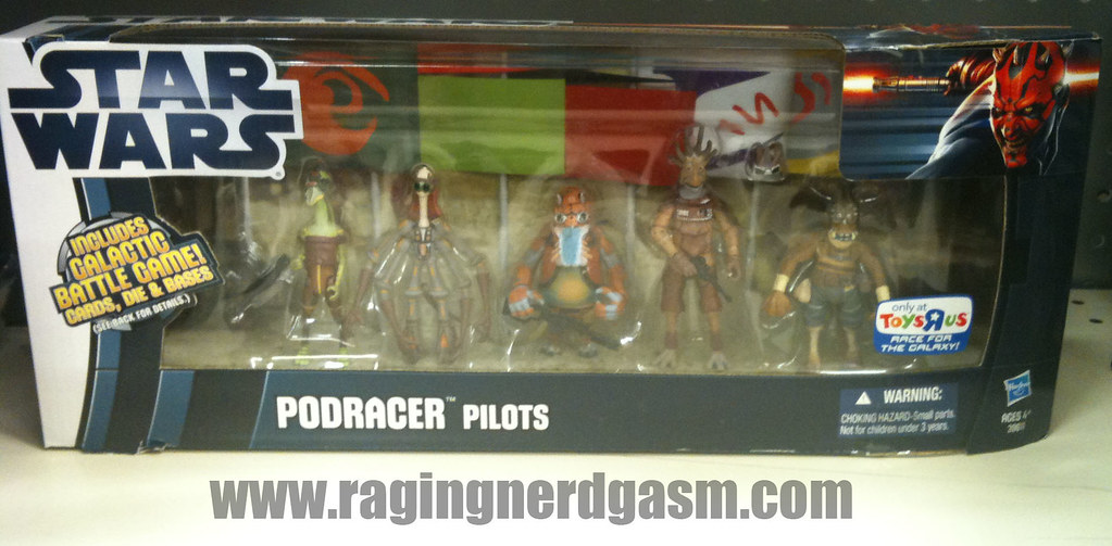 Star Wars Podrager Pilots by Hasbro008