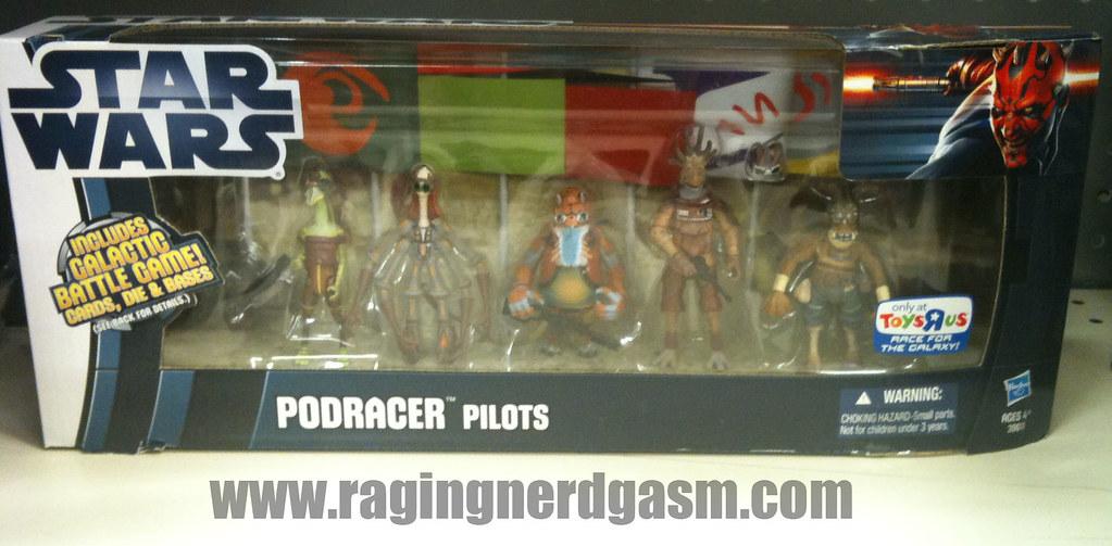 Star Wars Podrager Pilots by Hasbro008
